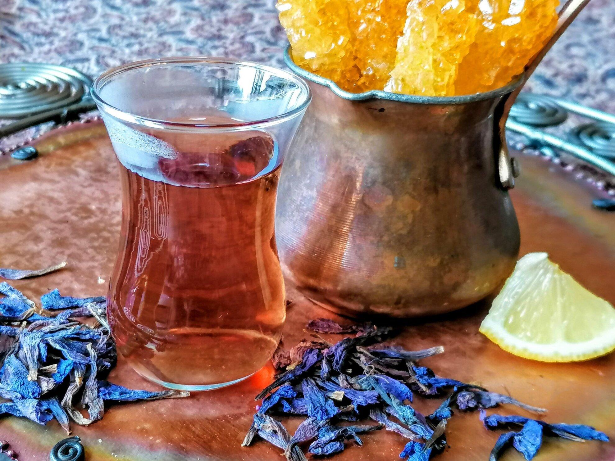 Perzsa tea brunch