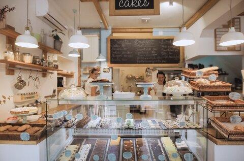 Cake Shop Healthy - Jókai tér