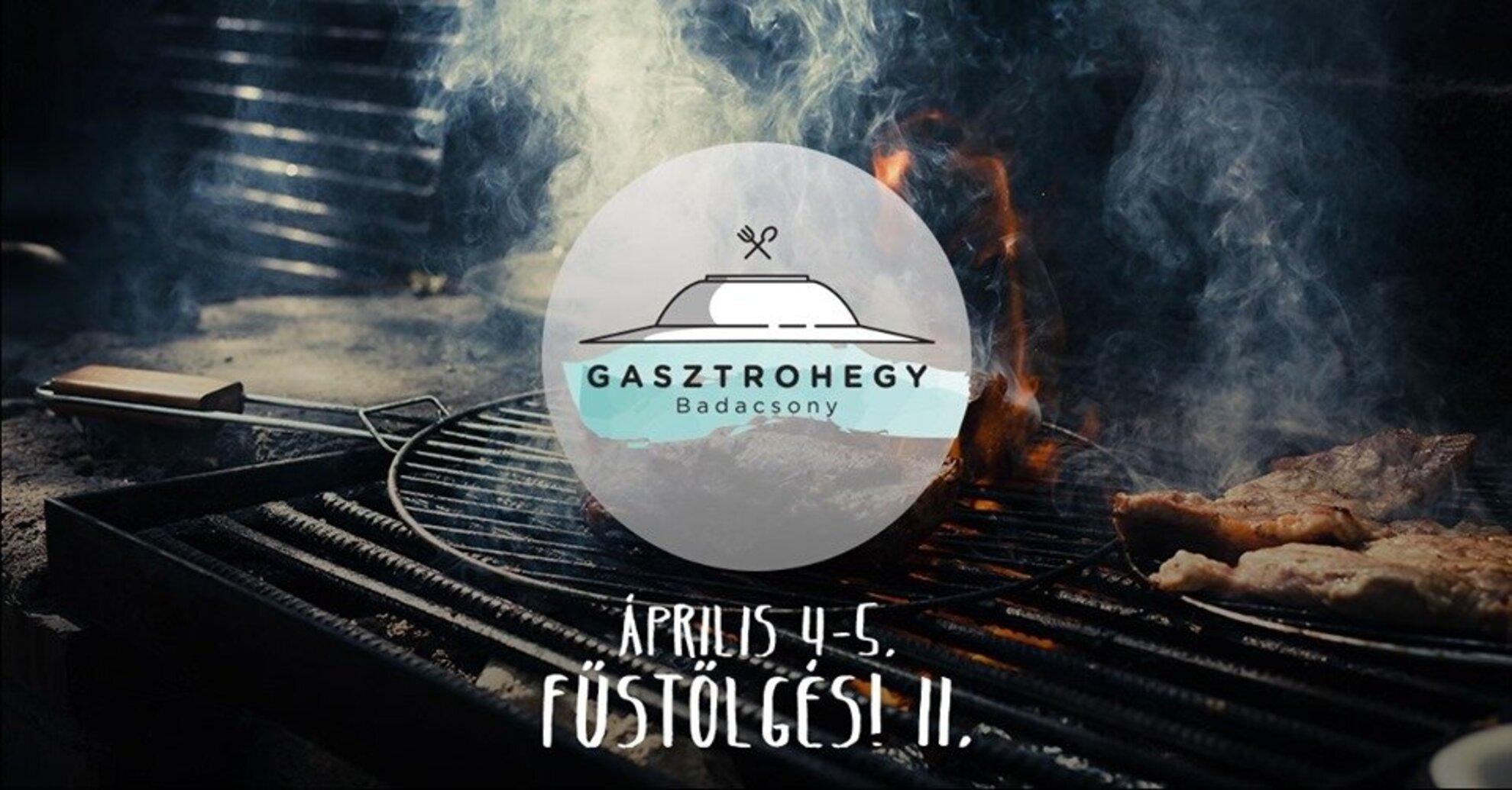Gasztrohegy 14 – Füstölgés!
