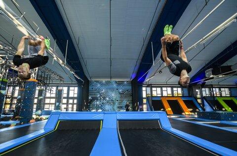 Cyberjump trambulinpark