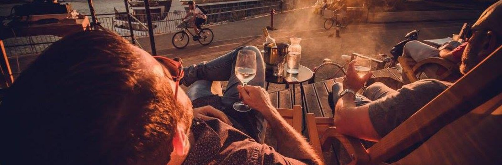 First Budapest terraces open for early spring