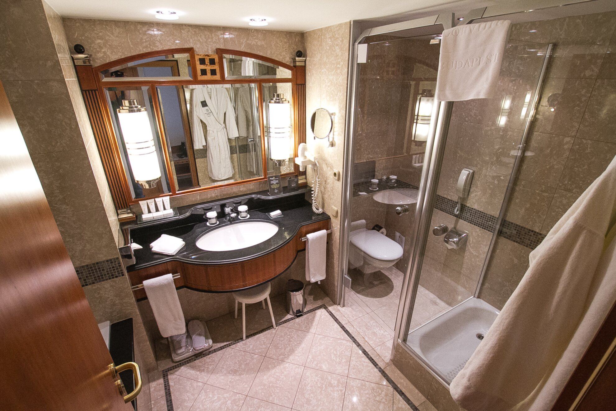 Guest Experience Kempinski Hotel Corvinus Budapest