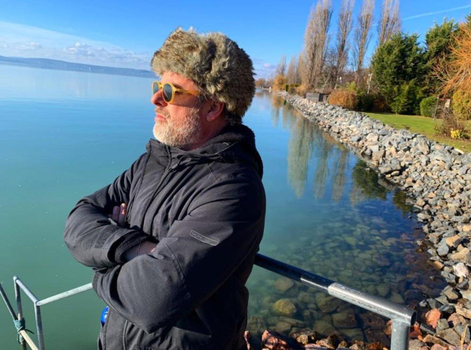 """Papp Gergő: """"Hálás vagyok a sorsnak azért, hogy ott élhetek, ahová mások nyaralni járnak"""""""
