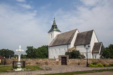 Sólyi református templom