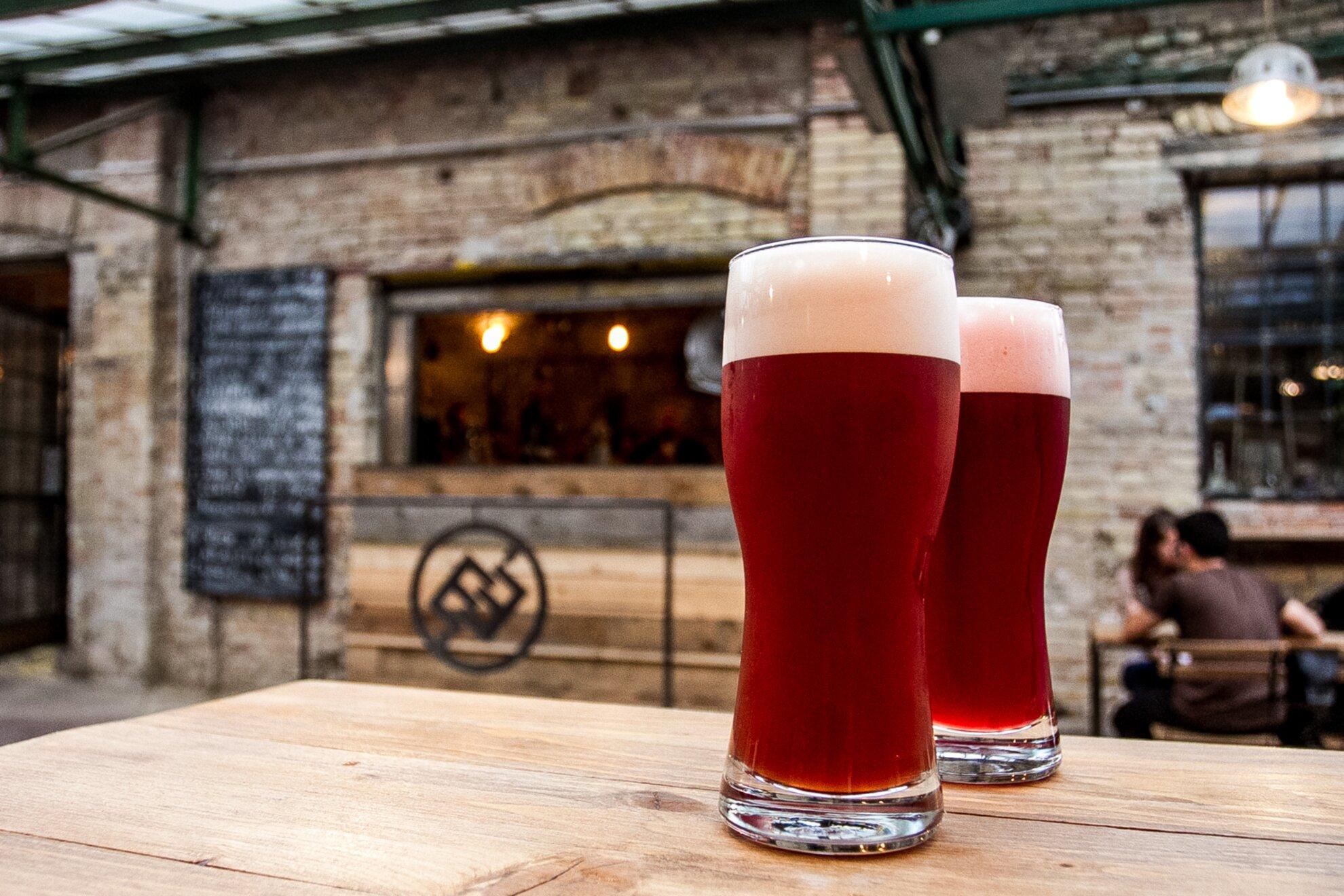 A legjobb gyümölcsös sörlelőhelyek Budapesten