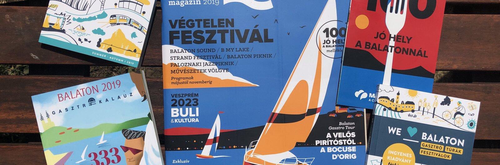 Hat kiadvány, ami segíthet eligazodni idén nyáron a Balatonon
