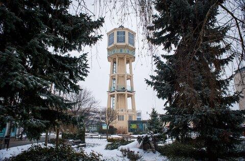Siófok Water Tower