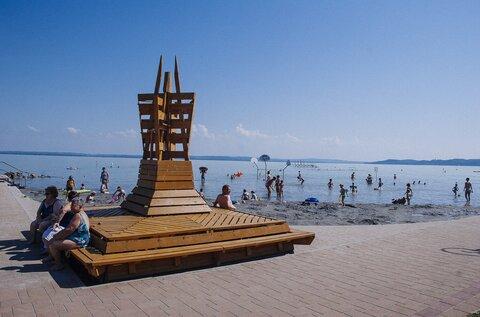 Csopak Beach