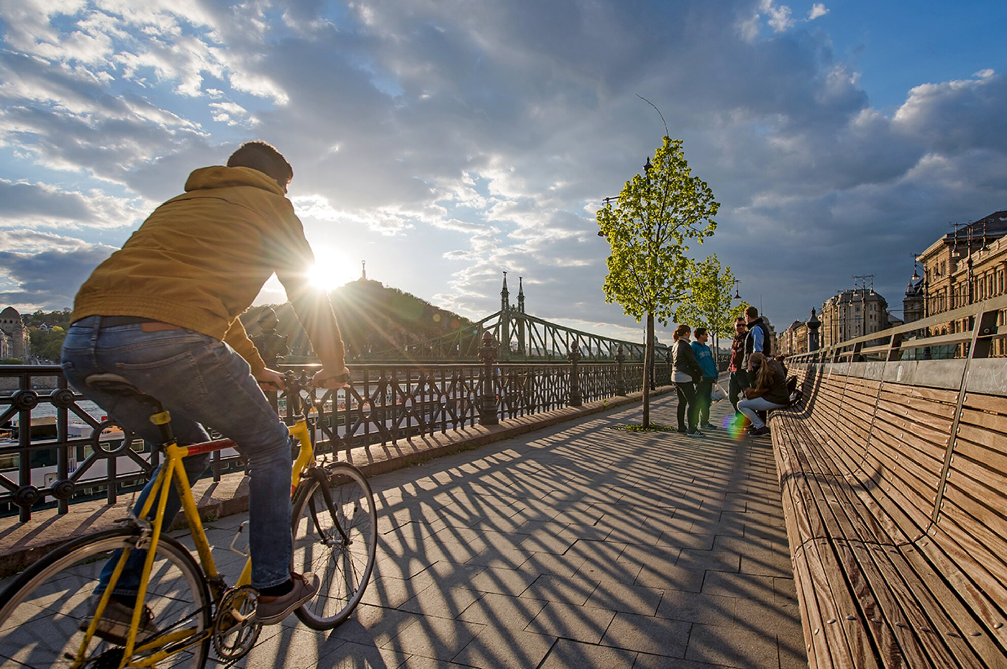 10 ways to combine fitness and sightseeing in Budapest