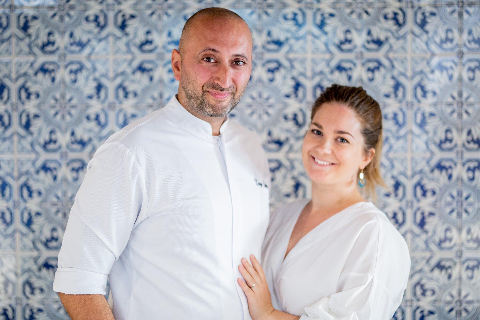 Portugál-magyar éttermet nyit a Costes Downtown egykori séfje feleségével: nemsokára itt az Essência Restaurant – Tiago & Éva
