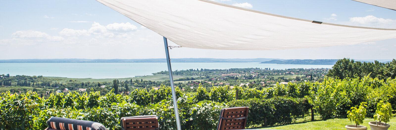 14 Balaton wine terraces to visit this summer