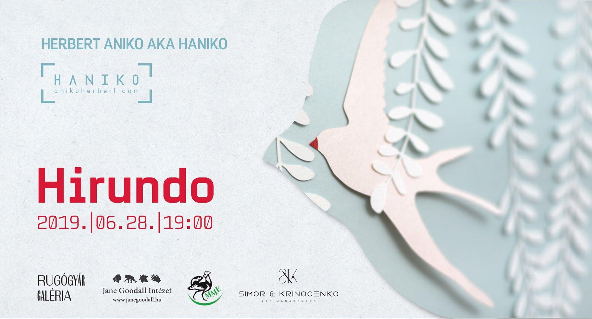 Herbert Aniko aka Haniko: Hirundo