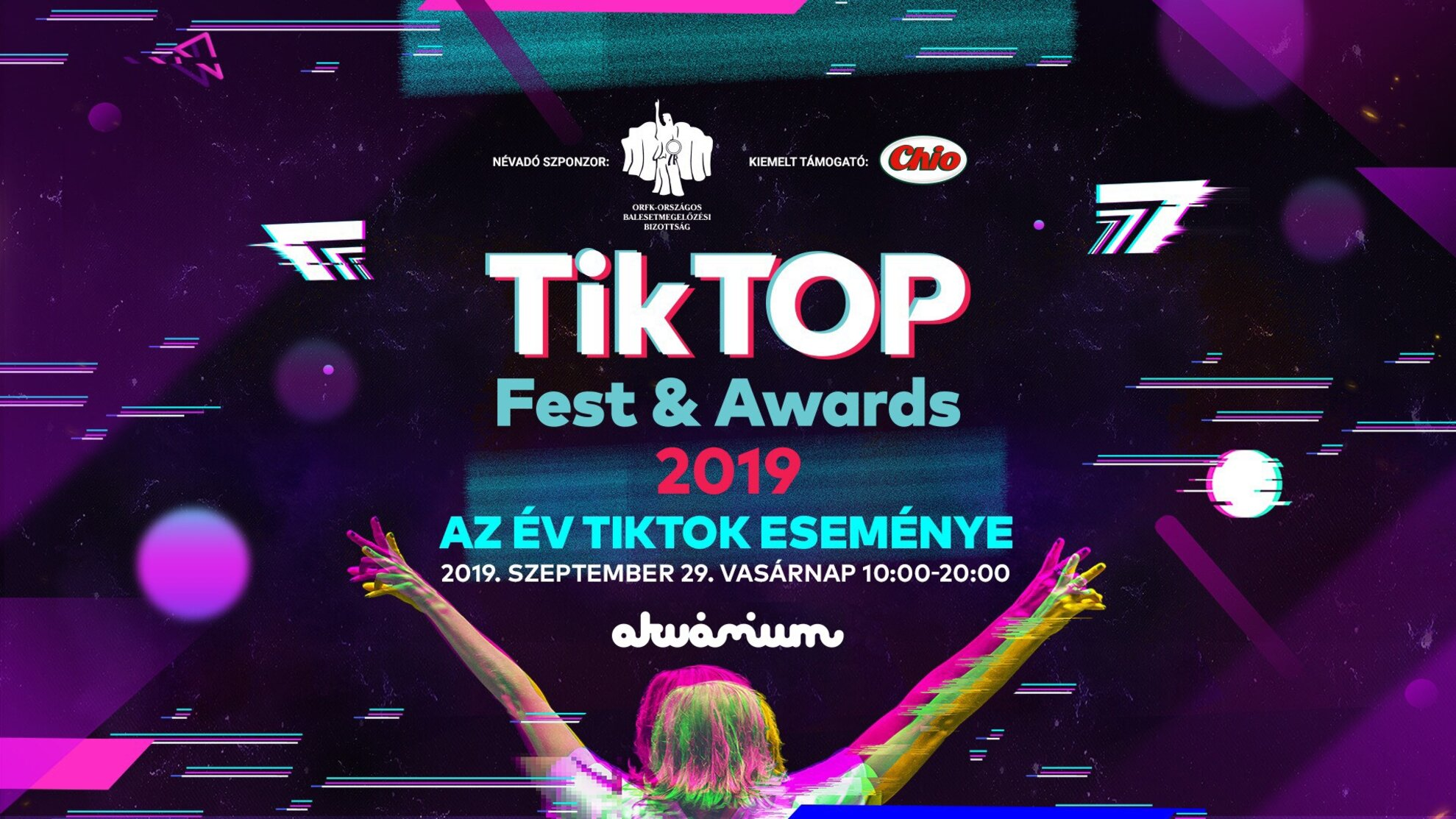 TikTOP Fest & Awards 2019
