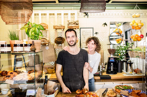 Alma Nomad Bakery (Bezárt)