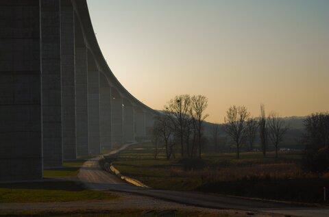 Kőröshegy Viaduct