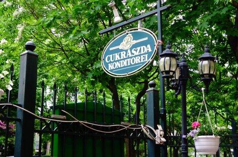 Bergmann Cukrászda – Zsigmond utca