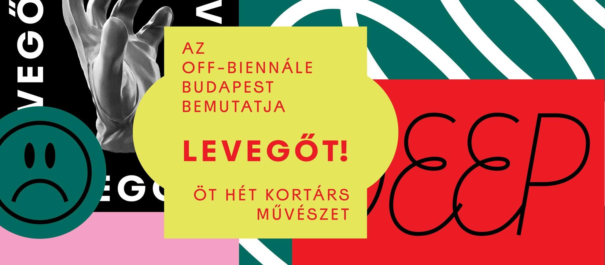 OFF-Biennále 2020 - Levegőt!