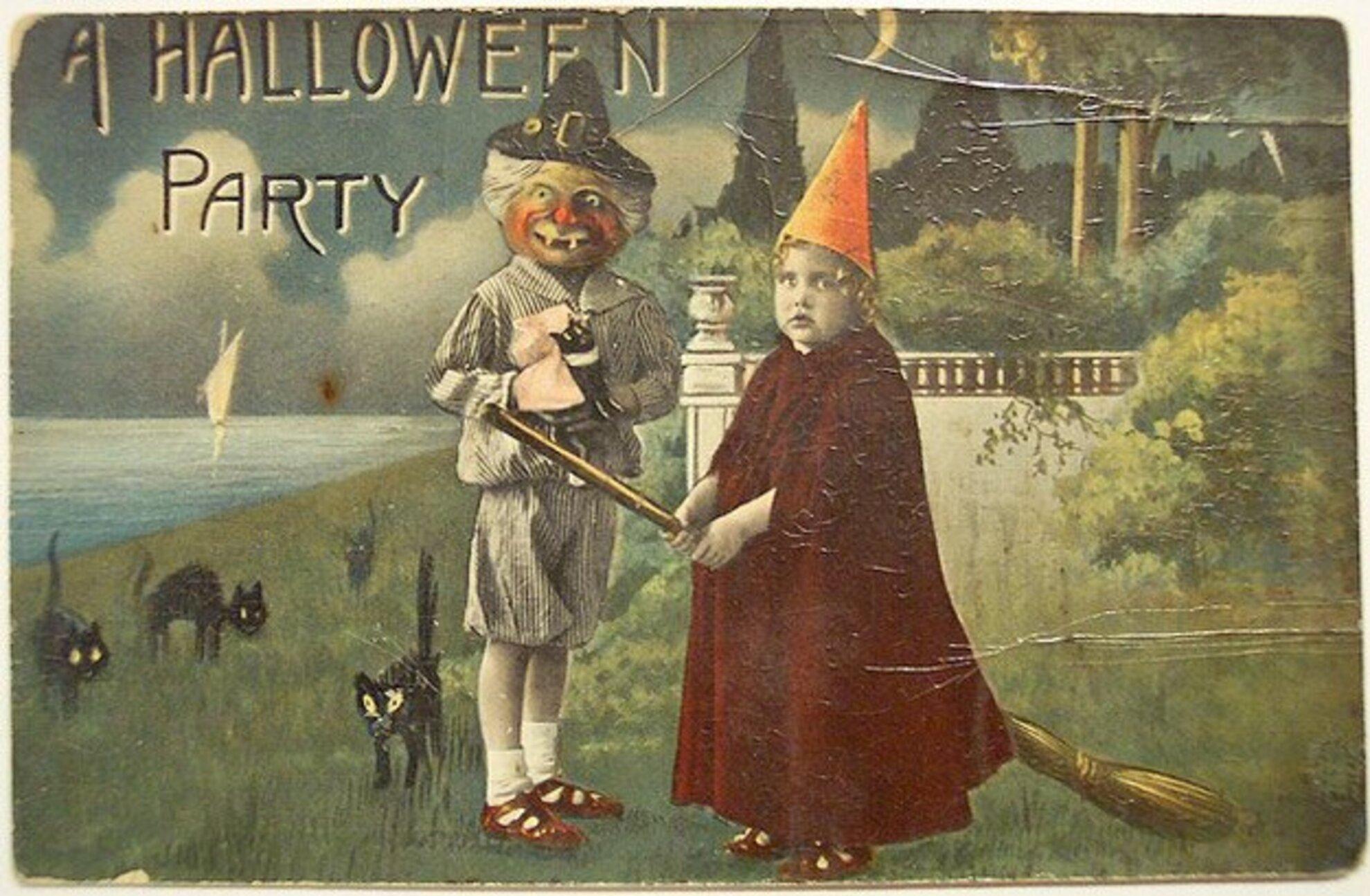 Halloween-Cydonia Vintage