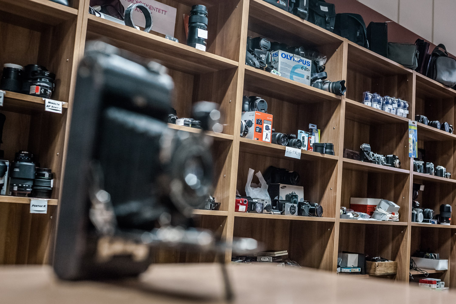 Ultimate guide to Budapest's best camera shops and photo services | WeLoveBudapest EN