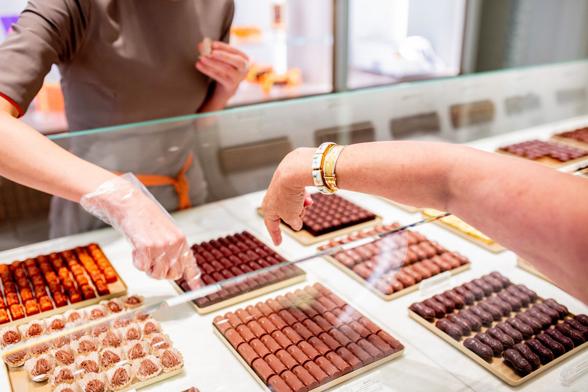 6 shops for beautiful handmade bonbons in Budapest