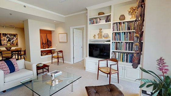Residential Living At Westminster In Austin TX Simple Back Home Furniture Austin Style Plans