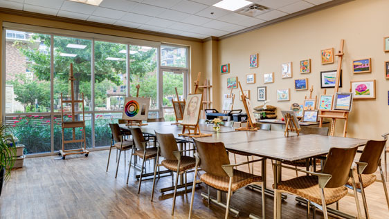 Dogwood Cafe  Art and Dance Studios