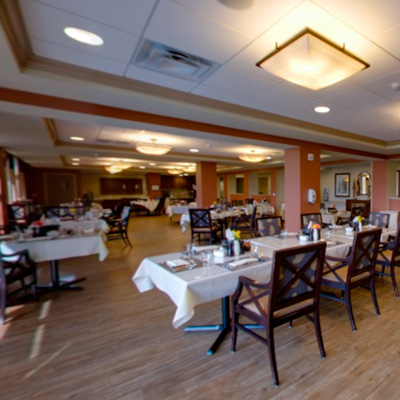 The Arbour Health Care Center Dining Room