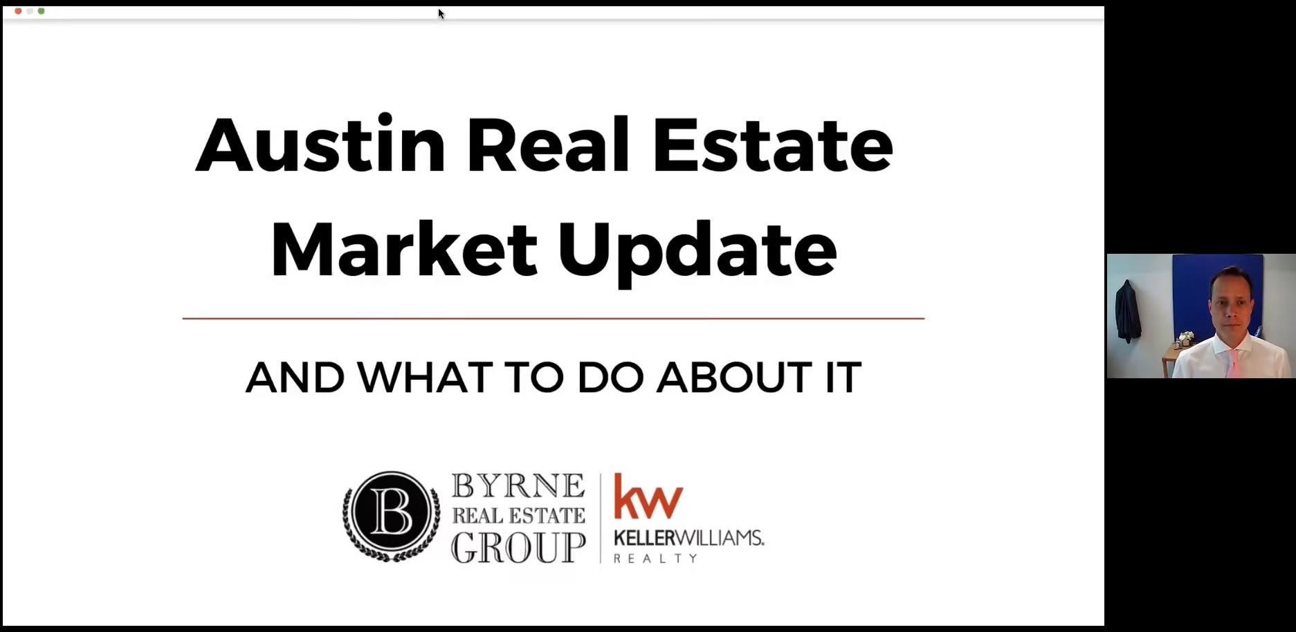 The Austin Real Estate Webinar