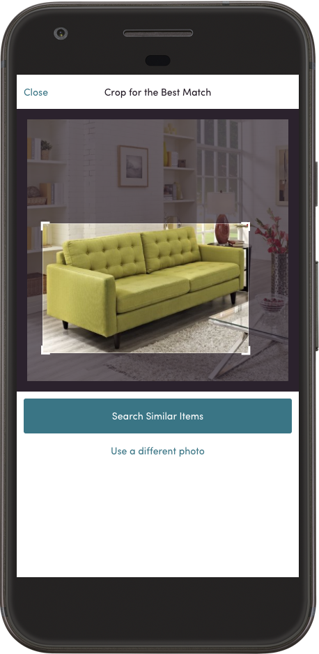 Visual Search with Deep Learning
