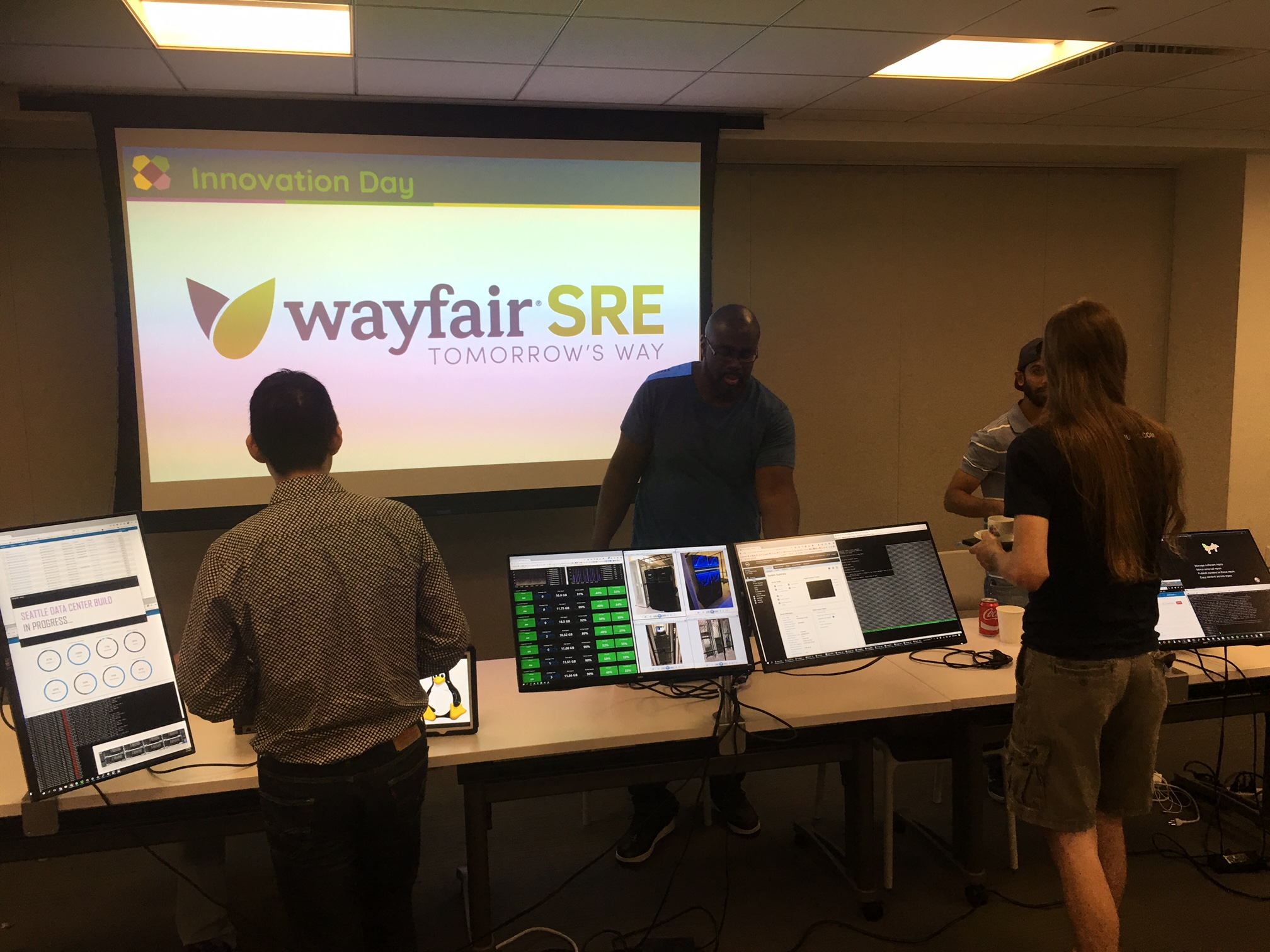 SRE Innovation Day & SRE Monthly Meetup Boston