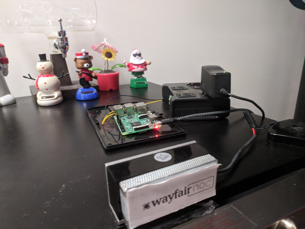 Automating Production Operations by Building a Smart Mini Fridge