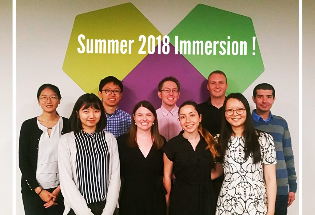 Wayfair Data Science Hosts 2nd Immersion Program