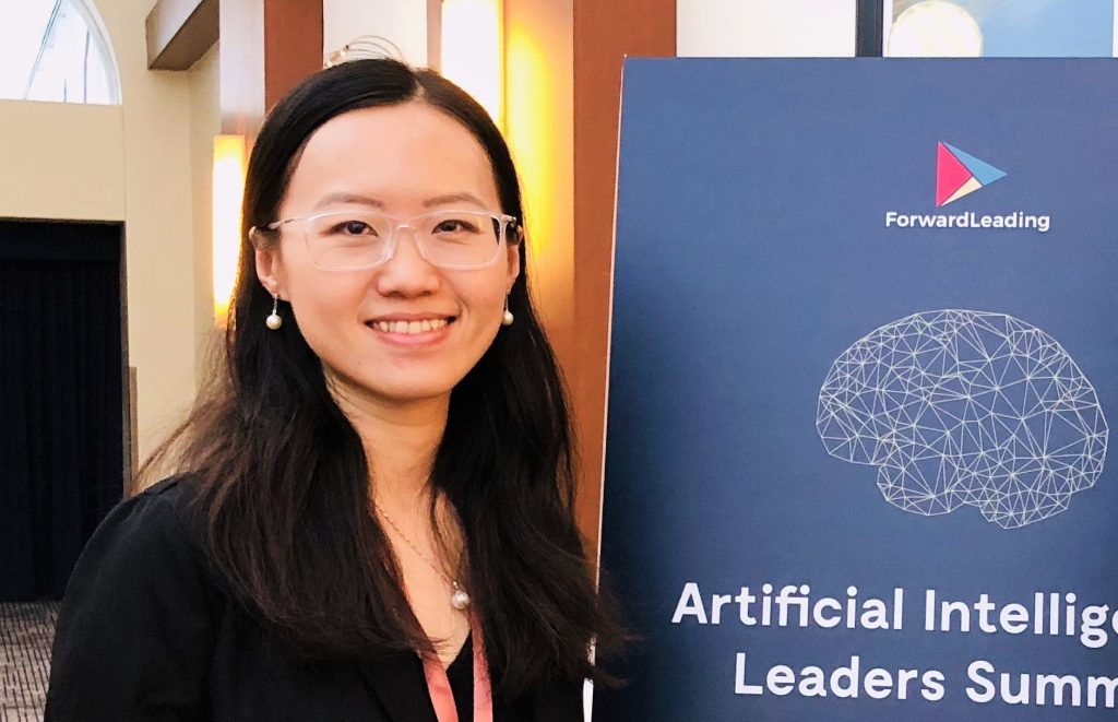 Diversity in Tech: Data Science Manager Jen Wang Shares Her Thoughts with ForbesBooks