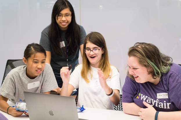 Community Coding Day: Inspiring Future Tech Leaders by Giving Back
