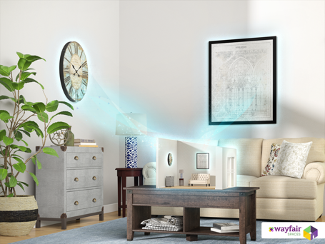 Wayfair Spaces: Innovation in Mixed Reality