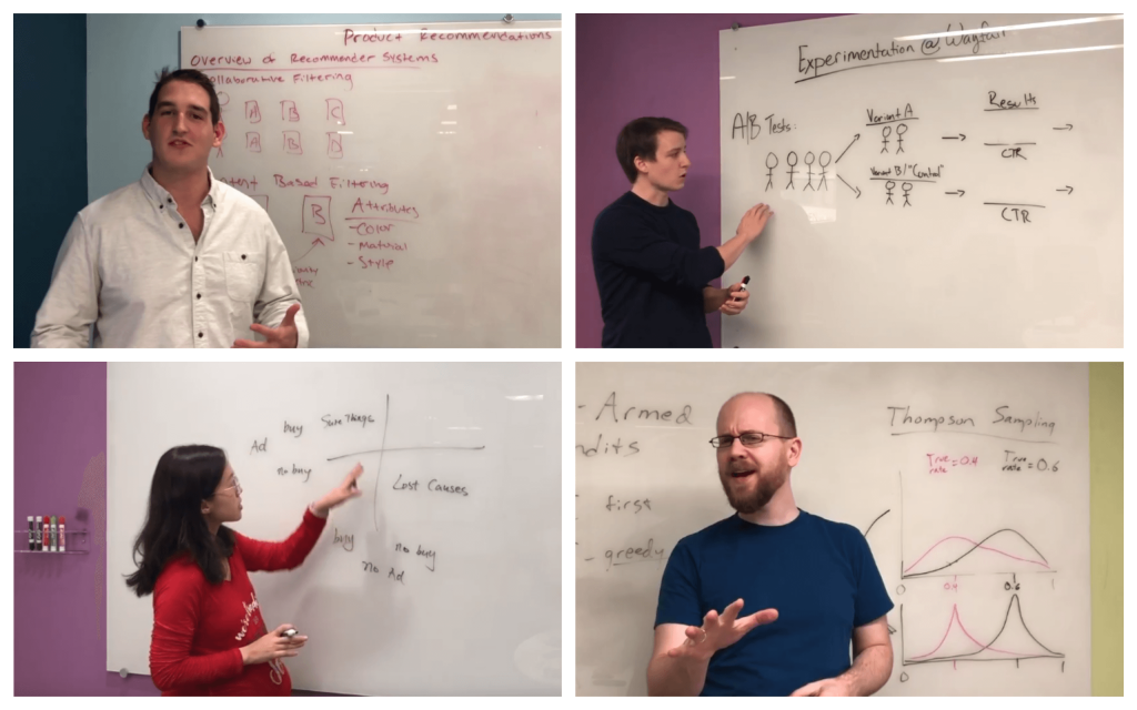 Wayfair Data Science Launches New Video Explainer Series!