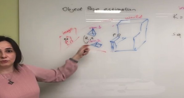 Wayfair DS Explains It All: Esra Cansizoglu on Object Pose Estimation