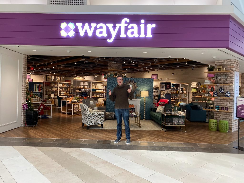 Online to Offline: The Technical Backbone of Wayfair's First Physical Store