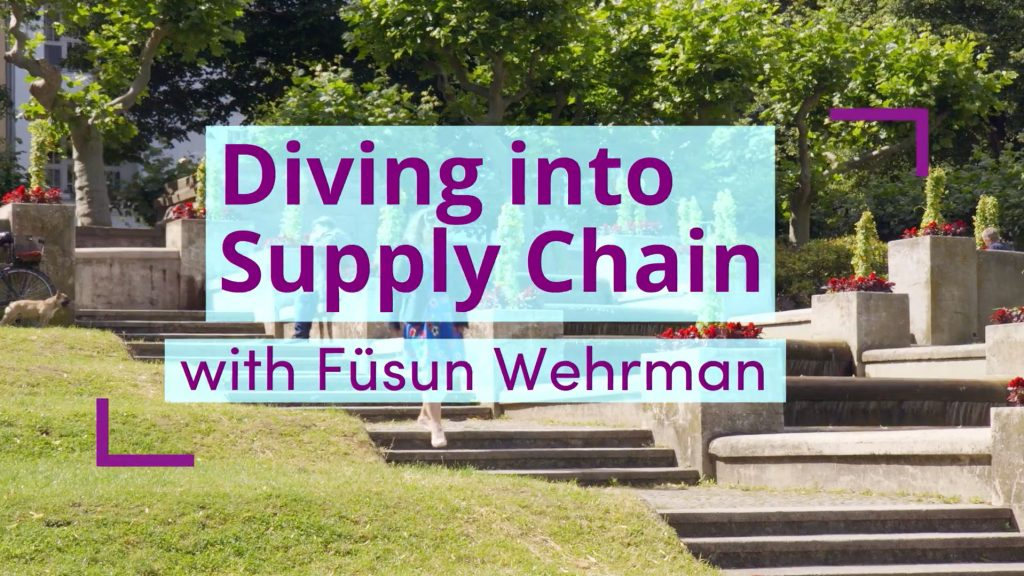 Fusun Wehrmann – Diving Into Supply Chain