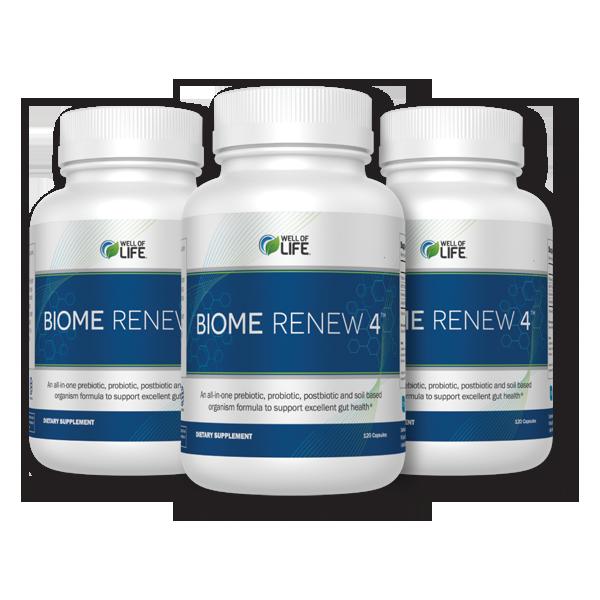 Biome Renew 4 Customer Reviews