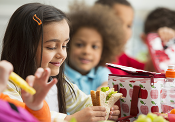 Tips in Food Safety, Nutrition, and Portioning for a School Lunchbox