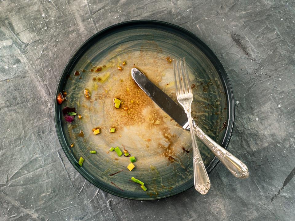 Los Lugares Con Más Microbios en Restaurantes