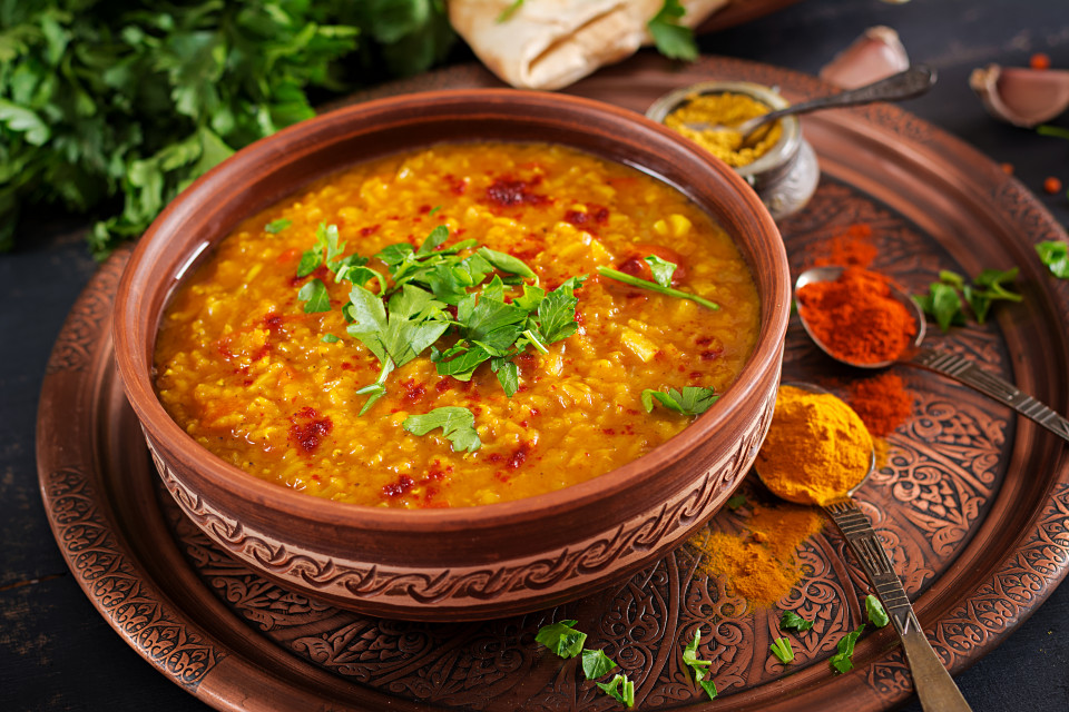 Vegan Dal Soup Boosts Immunity (Just What The Doctor Ordered)