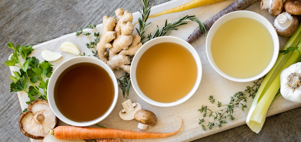 Three Inflammation-Busting Homemade Broths For Your Gut Health