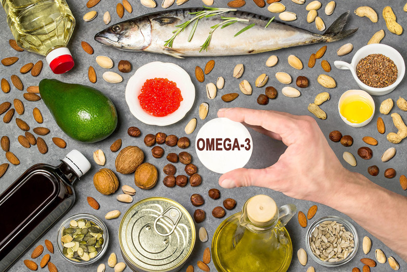 Omega 3s Please! A Guide to Maintain Your Health and Lose Weight!