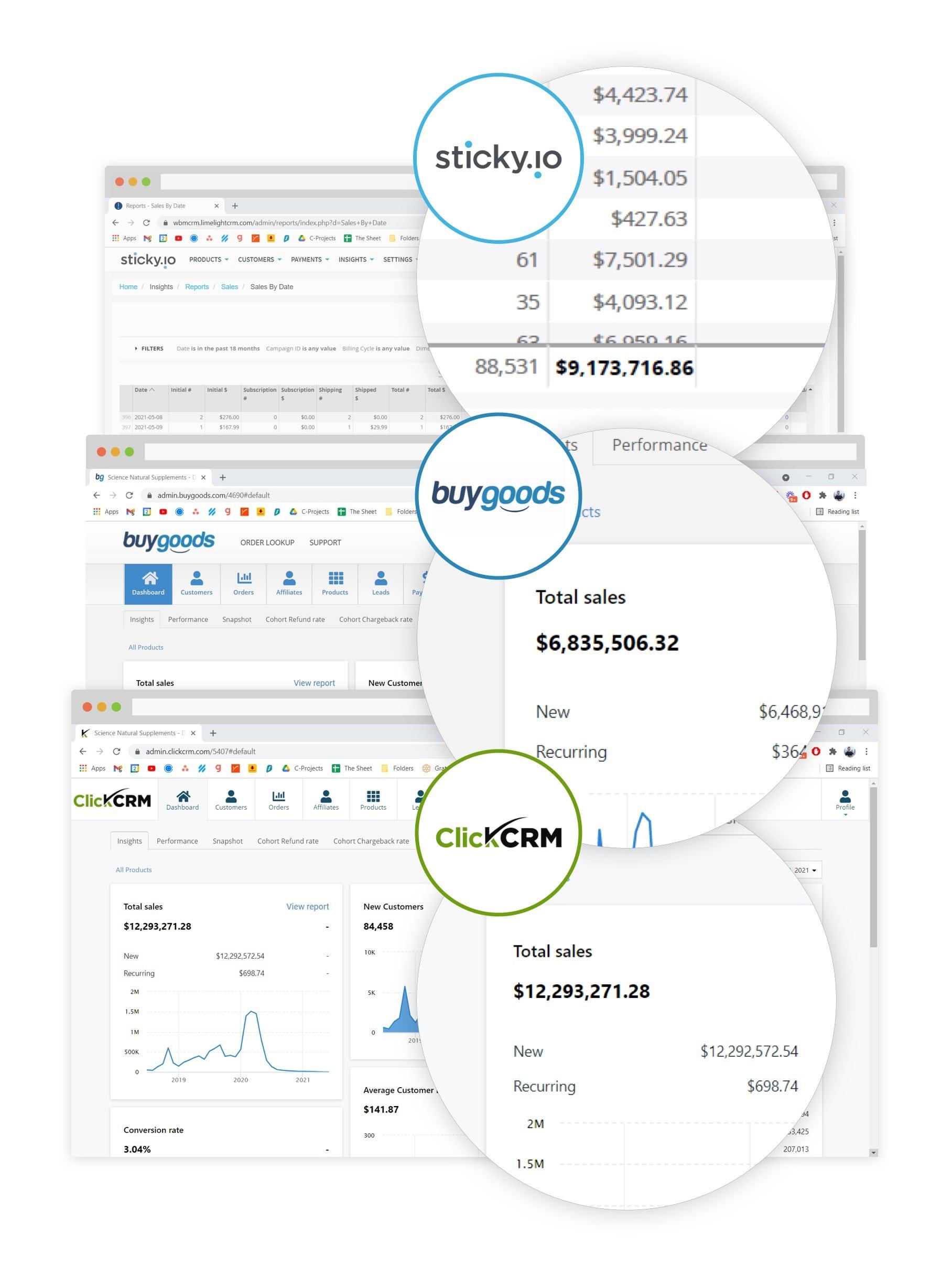 Income Screenshot