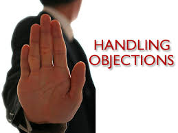 Objections are Inevitable