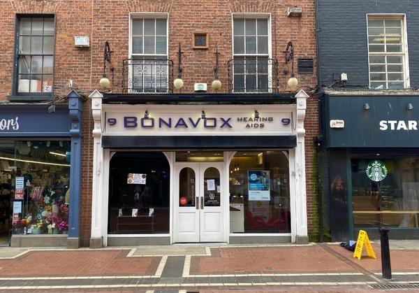 Photo of Bonavox hearing specialists, 9 North Earl Street, Dublin 1