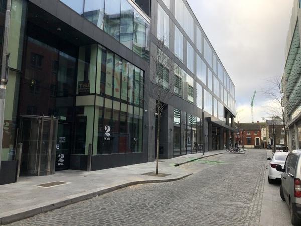 Photo of Windmill Lane Studios, 22 Windmill Lane, Dublin 4 (Demolished)