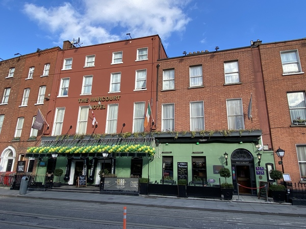 Photo of Harcourt Hotel, Harcourt Street, Dublin 2 (Formerly Keystone Studios)